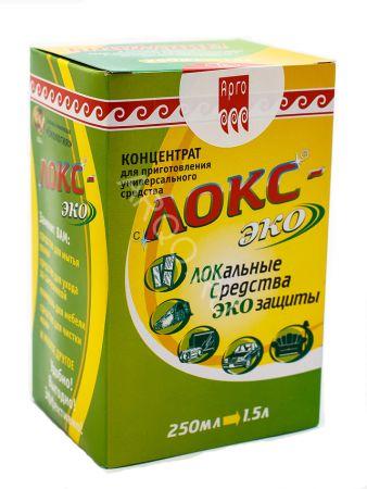Концентрат «Локс-эко» для чистоты в доме