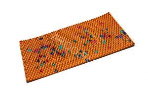 «Коврик малый» (шаг игл 6,0 мм; размер 237 х 137 мм), аппликатор Ляпко