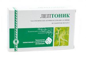 Лептоник общеукрепляющее и тонизирующее средство