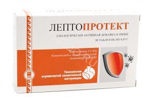 Лептопротект для защиты организма от респираторных инфекций