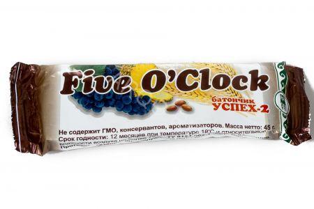Батончик Успех-2 «Five o'clock» для быстрого утоления голода