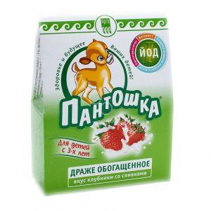 Драже Пантошка-Йод